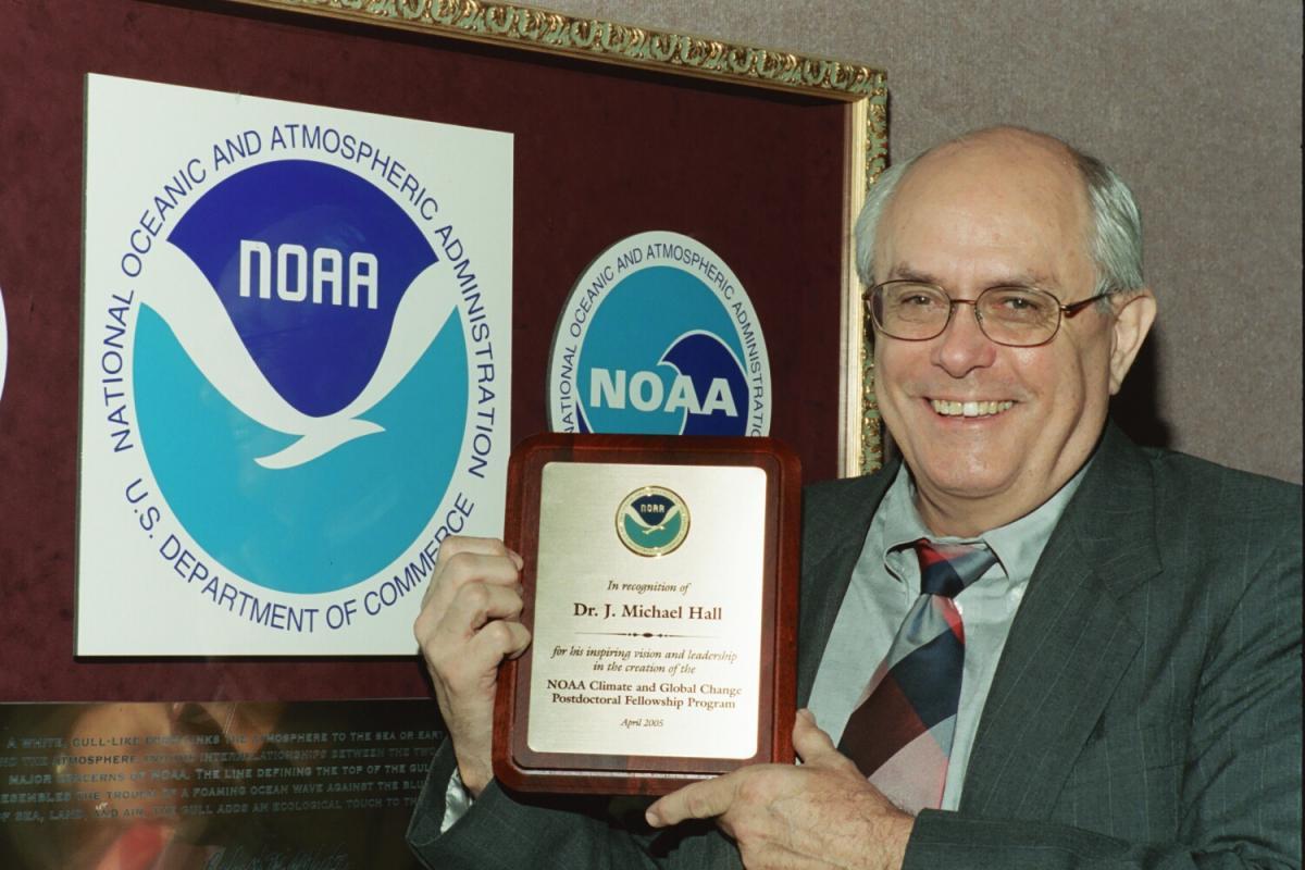 NOAA Climate & Global Change (C&GC) Postdoctoral Program