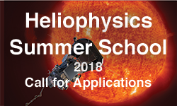 Heliophysics Summer School 2018 icon