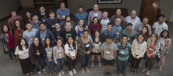 Helio Summer School 2018 Group