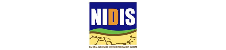 Meeting banner with NIDIS logo