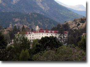 Photo of the Stanley Hotel