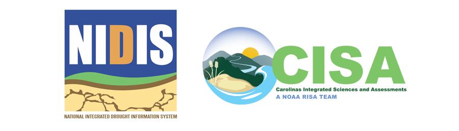 NIDIS and CISA logos