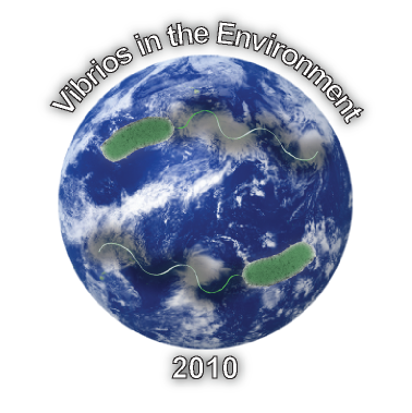 Vibrios in the Environment logo