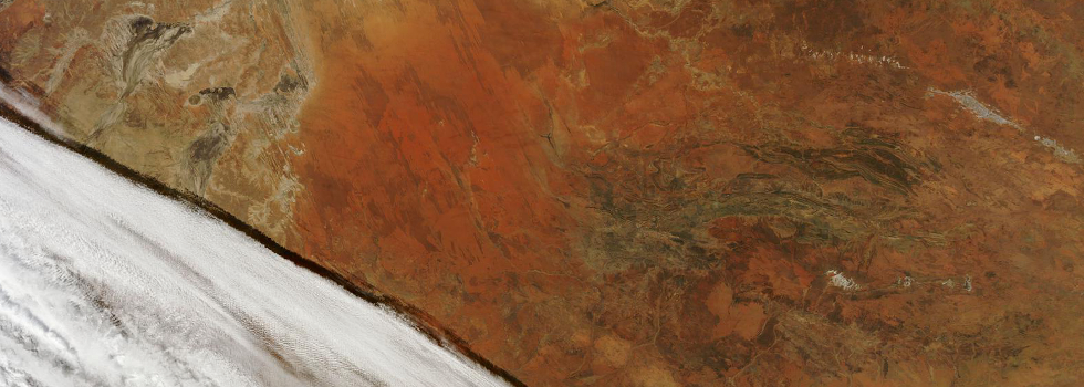 NASA pic of earth